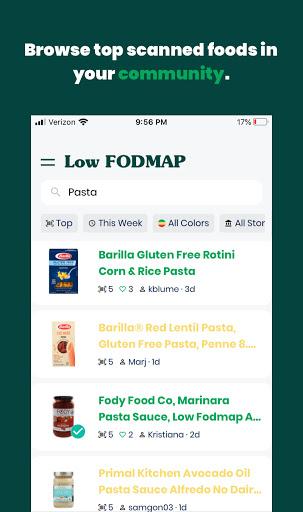 Spoonful Food Scanner Aplikasi Di Google Play