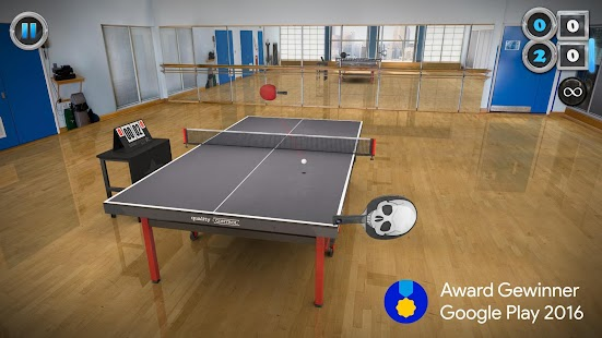 Table Tennis Touch Screenshot