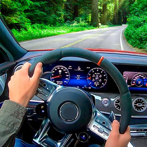 Racing in Car 2021 - Verkehrsfahrsimulator