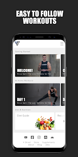 V Shred: Diet & Fitness 2.1.10 Screenshots 4
