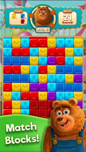 Blast Friends: Match 3 Puzzle  screenshots 1