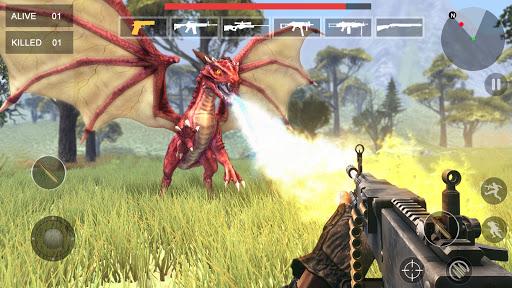 Flying Dragon Hunter : Dragon Shooting Games 1.1.3 screenshots 3