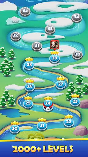 Solitaire Tripeaks : Lucky Card Adventure screenshots 9