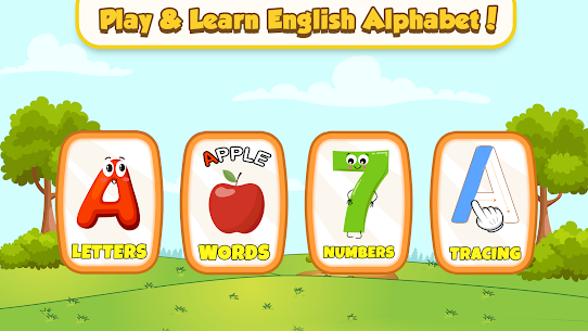 ABC Kids Games – Phonics to Learn alphabet Letters 1