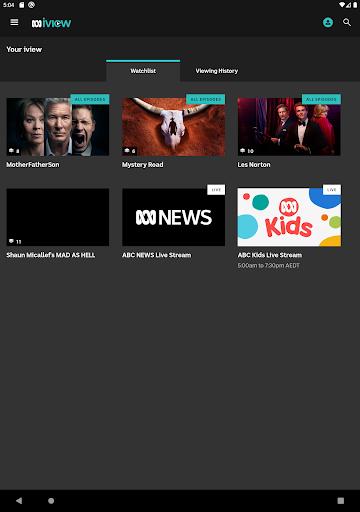 ABC iview  screenshots 12