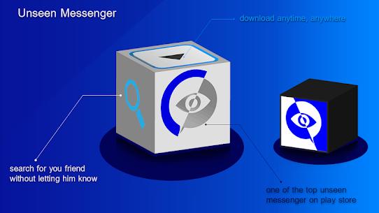 Hidden Chat, Hide Unseen Chat For Messenger 3