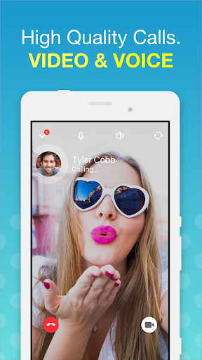 free video calls and chat 9.14.1(800798) screenshots 1