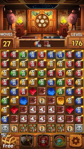 Legend of Magical Jewels: Empire puzzle 1.0.6 screenshots 7