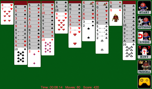 Spider Solitaire modavailable screenshots 3