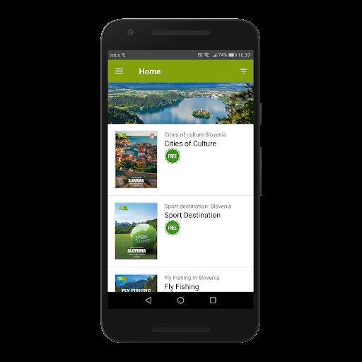 explore slovenia travel guides screenshot 1