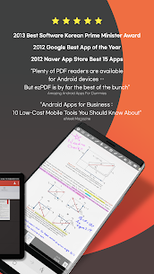 ezPDF Reader PDF Annotate Form Patched APK 2