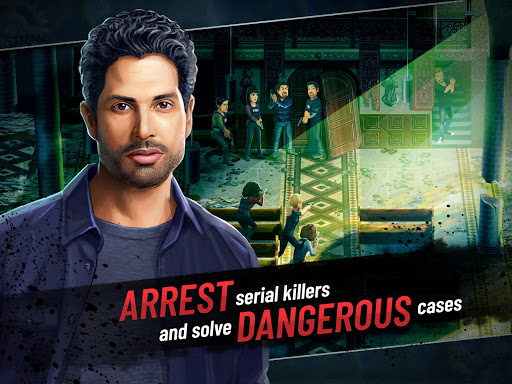 Criminal Minds: The Mobile Game  screenshots 13