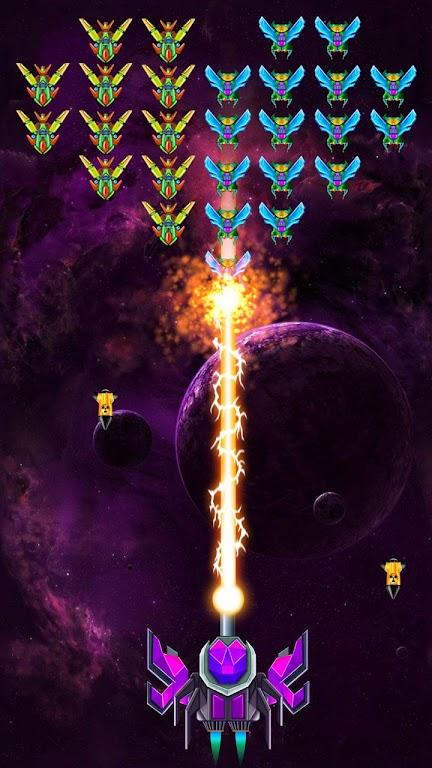 Galaxy Attack: Alien Shooter poster 4