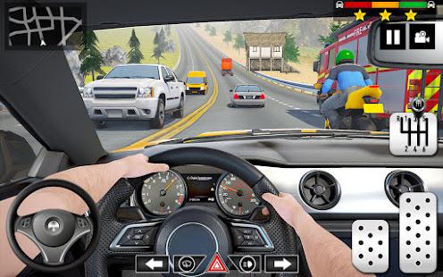 Car Driving School 2020: Real Driving Academy Test 2.4 Screenshots 1