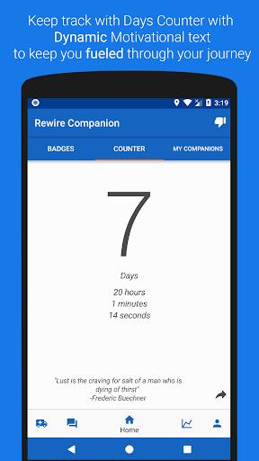 Rewire Companion: Say No to Fap 3.22.0 Screenshots 1