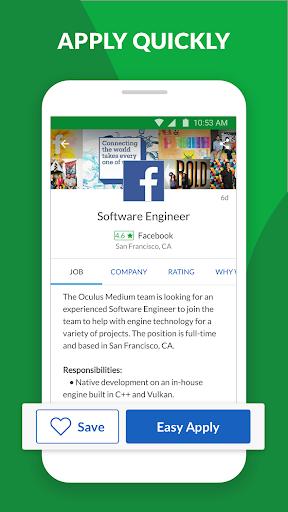Glassdoor - Job search, company reviews & salaries  Screenshots 5