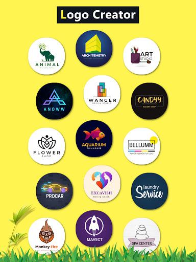 Brand Maker - Logo Maker, Graphic Design App 12.0 Screenshots 8