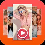 Music video - photo slideshow