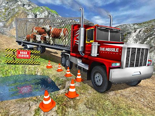 Offroad Farm Animal Truck Driving Game 2020 1.9 Screenshots 12