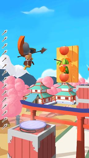 Stab Master : Fruit Smash 3D screenshots 3
