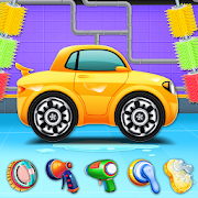 Kids Car Wash Salon And Service Garage