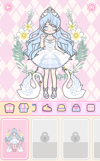 Vlinder Girl - Dress up Games , Avatar Creator  screenshots 9