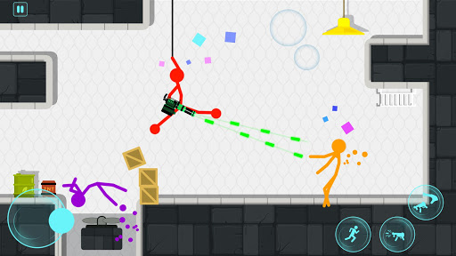 Supreme Stickman Fighting: Stick Fight Games 2.0 screenshots 4