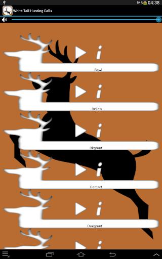 Whitetail Hunting Calls  screenshots 6