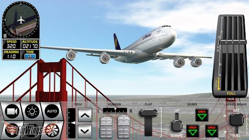 Flight Simulator 2016 FlyWings Free apkdebit screenshots 16