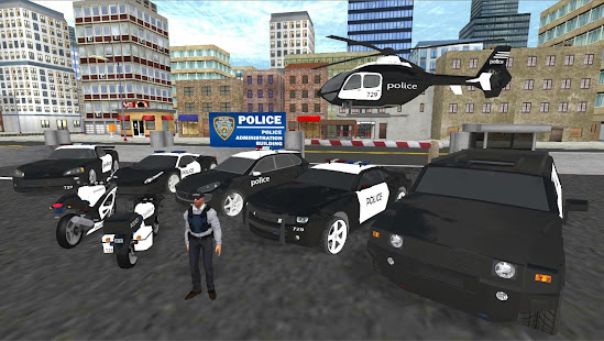 Real Police Car Driving Simulator: Car Games 2021 3.7 screenshots 3