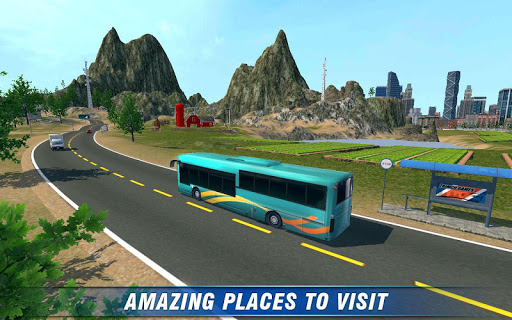 City Bus Coach SIM 2 2.1 screenshots 16