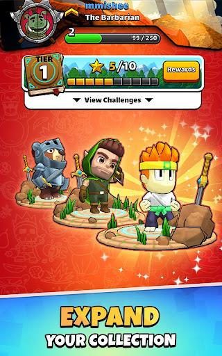 Magic Brick Wars - Epic Card Battles  screenshots 11