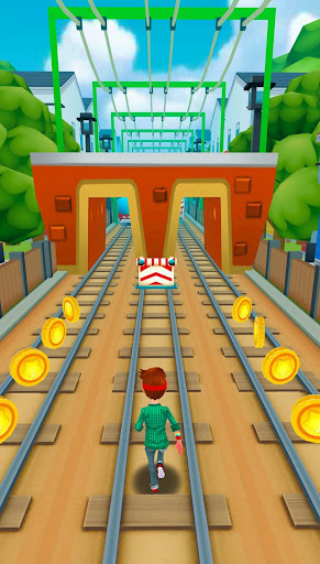 Subway Train Surf Plus 3.2.0 screenshots 9