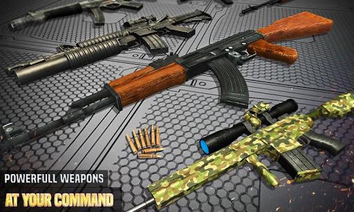 Combat Shooter: Critical Gun Shooting Strike 2020 2.3 screenshots 4