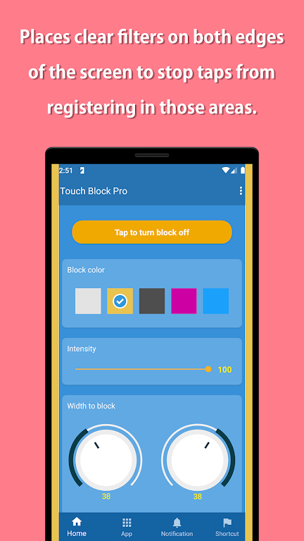 Touch Block Pro - screen , touch , block  poster 1