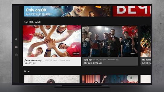 OK Video – 4K live, movies, TV shows 1