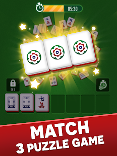 Mahjong Triple 3D - Tile Match Master Screenshot