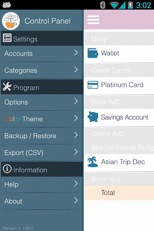EvoWallet - Money Tracker [Premium]  poster 3