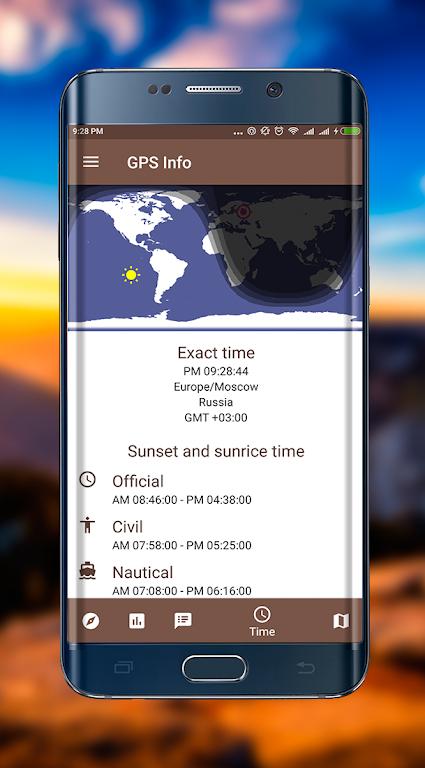 GPS info premium +glonass  poster 10