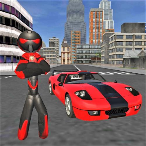 Stickman Rope Hero (Mod Money) 3.9.3 mod