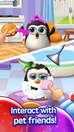 bubble penguin friends screenshot 3