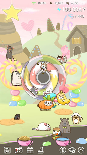 Rolling Mouse - Hamster Clicker 1.8.4 screenshots 2