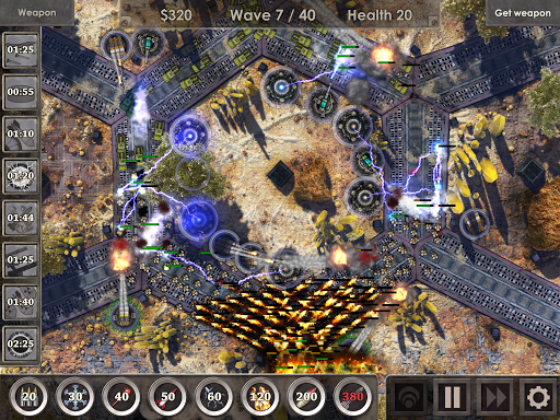 Defense Zone 3 HD 1.4.4 screenshots 4