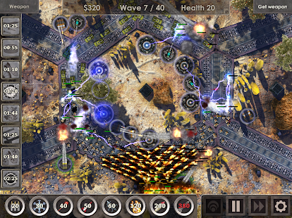 Defense Zone 3 HD 1.5.7 screenshots 4