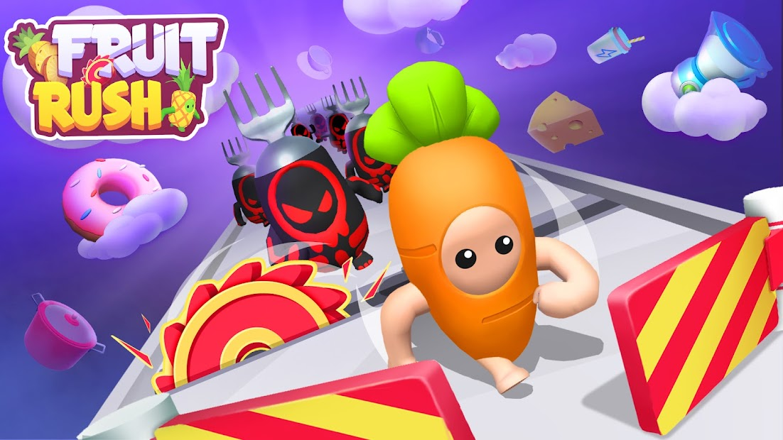 Fruit Rush screenshot 5