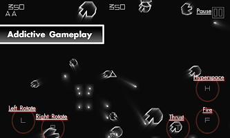 Asteroids HD Classic Arcade Shooter - Vectoids