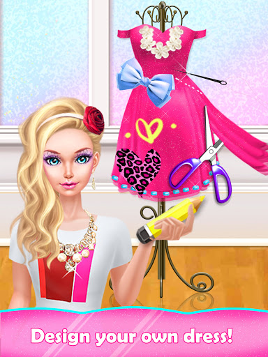 Fashion Doll: Shopping Day SPA u2764 Dress-Up Games 2.6 screenshots 21