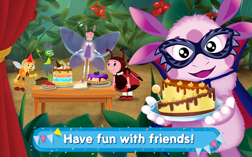 Moonzy: Carnival Games for Children and Cartoons modavailable screenshots 15
