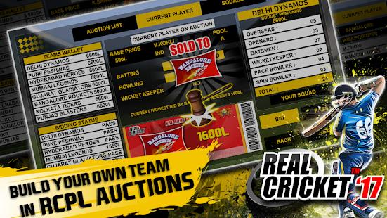 Real Cricket™ 17 Screenshot
