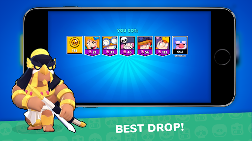 Code Triche Lemon Box Simulator for Brawl stars (Astuce) APK MOD screenshots 2